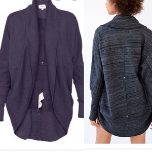 Wilfred Diderot sweater size xxs in purple
